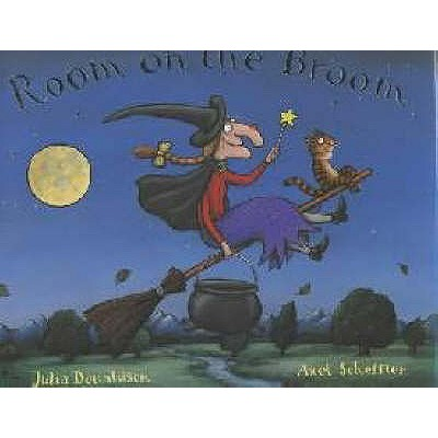Room on the Broom - Donaldson, Julia, and Lawrence, Josie (Read by)