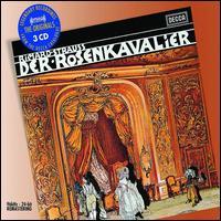 Rosenkavalier (24BT) - Anton Dermota (tenor); Helen Donath (soprano); Herbert Lackner (bass); Luciano Pavarotti (tenor); Manfred Jungwirth (bass);...