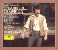 Rossini: Il Barbiere di Siviglia - Barna Kovats (guitar); Enzo Dara (vocals); Hermann Prey (vocals); Luigi Alva (vocals); Luigi Roni (vocals);...