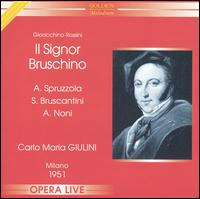 Rossini: Il Signor Bruschino - Afro Poli (vocals); Alda Noni (vocals); Antonio Spruzzola (vocals); Cristiano Dalamangas (vocals); Fernanda Gadoni (vocals);...