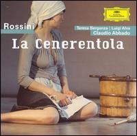 Rossini: La Cenerentola - Laura Zannini (vocals); Luigi Alva (vocals); Margherita Guglielmi (vocals); Paolo Montarsolo (vocals);...