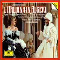 Rossini: L'italiana in Algeri - Agnes Baltsa (vocals); Alessandro Corbelli (vocals); Anna Gonda (vocals); Enzo Dara (vocals); Frank Lopardo (vocals);...