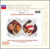 Rossini: L'Italiana in Algeri - Fernando Corena (vocals); Giuliana Tavolaccini (vocals); Luigi Alva (vocals); Miti Truccato Pace (vocals);...