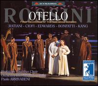 Rossini: Otello - Daniele Gaspari (vocals); Gregory Bonfatti (vocals); Patrizia Ciofi (vocals); Simon Edwards (vocals);...