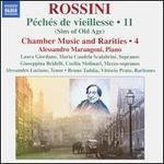 Rossini: Péchés de vieilless, 11