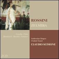 Rossini: Zelmira - Bernarda Fink (contralto); Boaz Senator (bass); Cecilia Gasdia (soprano); Chris Merritt (tenor); I Solisti Veneti;...
