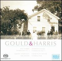 Roy Harris: Symphony No. 2; Morton Gould: Symphony No. 3  - Albany Symphony Orchestra; David Alan Miller (conductor)