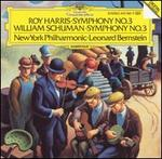 Roy Harris: Symphony No. 3; William Schuman: Symphony No. 3