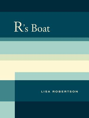 R's Boat - Robertson, Lisa