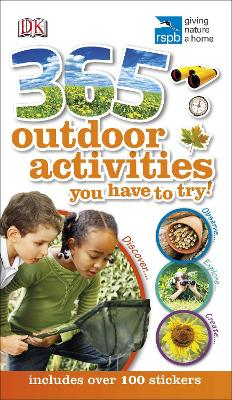 RSPB 365 Outdoor Activities You Have to Try - DK