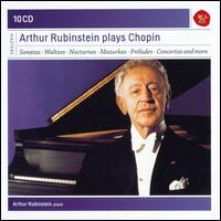 Rubinstein Plays Chopin -