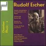 Rudolf Escher: Chamber Music, Vol. 2