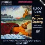 Rudolf Tobias: Des Jona Sendung