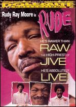 Rudy Ray Moore: Rude - Cliff Roquemore