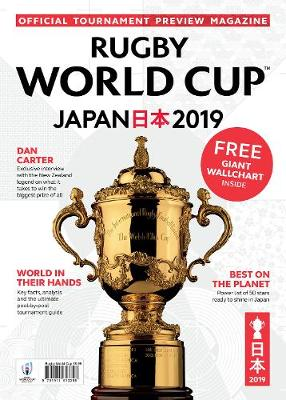 Rugby World Cup 2019: Official Tournament Preview Magazine - Rugby World Cup