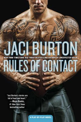 Rules of Contact - Burton, Jaci