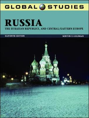 Russia, the Baltic and Eurasian Republics, and Central/Eastern Europe - Goldman, Minton F