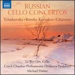 Russian Cello Concertos: Tchaikovsky, Rimsky-Korsakov, Glazunov