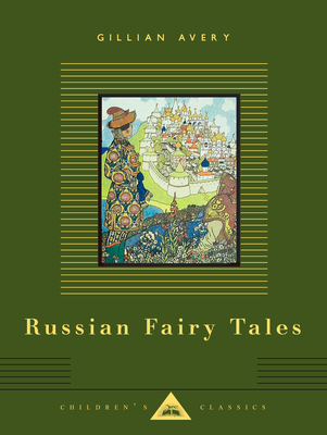 Russian Fairy Tales - Avery, Gillian