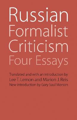 formalist analysis essays