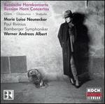 Russian Horn Concertos