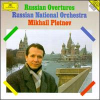 Russian Overtures - Russian National Orchestra; Mikhail Pletnev (conductor)