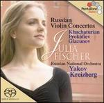 Russian Violin Concertos