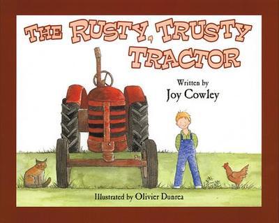 Rusty Trusty Tractor - Cowley, Joy