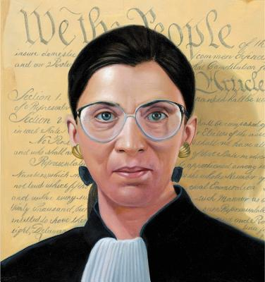Ruth Objects: The Life of Ruth Bader Ginsburg - Rappaport, Doreen