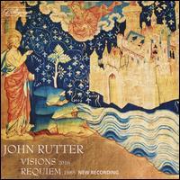 Rutter: Visions; Requiem - Alice Halstead (soprano); Kerson Leong (violin); Sébastien Van Kuijk (cello); Thomas Barber (oboe);...
