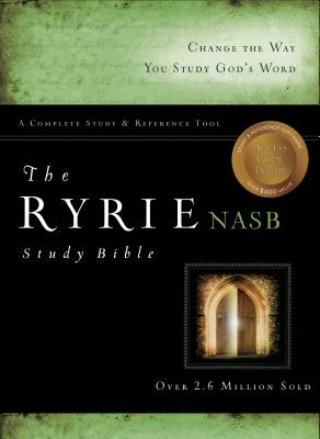 Ryrie Study Bible-NASB - Ryrie, Charles C