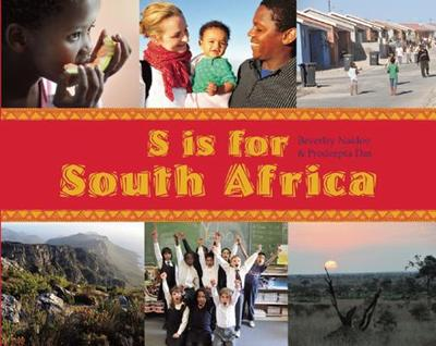 S is for South Africa - Naidoo, Beverley
