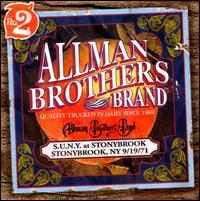 S.U.N.Y. at Stonybrook: Stonybrook, NY 9/19/71 - The Allman Brothers Band