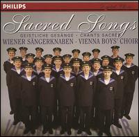 Sacred Songs - Benjamin Schmidinger (soprano); Georg Stangelberger (organ); Max Emanuel Cencic (soprano);...
