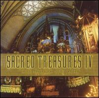 Sacred Treasures IV: Choral Masterworks, Quiet Prayers - Various Artists