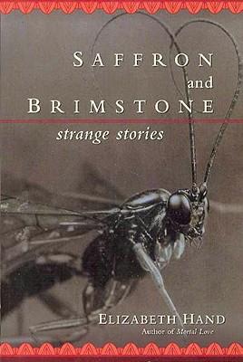 Saffron and Brimstone: Strange Stories - Hand, Elizabeth