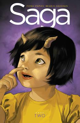 Saga, Book Two - Vaughan, Brian K, and Staples, Fiona