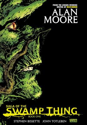 Saga Of The Swamp Thing Book One - Day, Dan (Artist), and Bissette, Stephen R. (Artist), and Moore, Alan