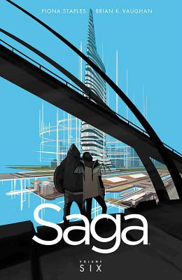 Saga, Volume 6 - Vaughan, Brian K, and Staples, Fiona