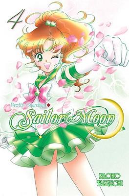 Sailor Moon, Volume 4 - Takeuchi, Naoko