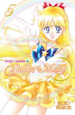 Sailor Moon, Volume 5 - Takeuchi, Naoko