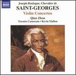 Saint-Georges: Violin Concertos, Vol. 2