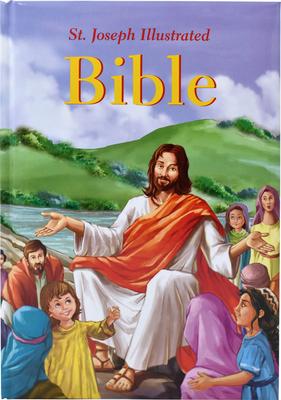 Saint Joseph Illustrated Bible - Winkler, Jude, Reverend, O.F.M.