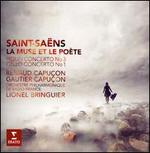 Saint-Saëns: La Muse et le Poète; Violin Concerto No. 3; Cello Concerto No. 1