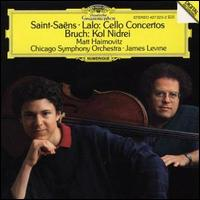 Saint-Saëns, Lalo: Cello Concertos; Bruch: Kol Nidrei - Matt Haimovitz (cello); Chicago Symphony Orchestra; James Levine (conductor)