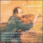 Saint-Saëns: Music for violin & orchestra