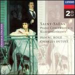 Saint-Saëns: Piano Concertos Nos. 1-5 - Pascal Rogé (piano); Charles Dutoit (conductor)