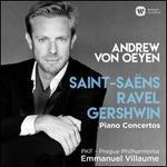 Saint-Saëns, Ravel, Gershwin: Piano Concertos