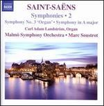 Saint-Saëns: Symphonies, Vol. 2