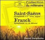 Saint-Saëns: Symphony No. 3; Franck: Symphony in D minor